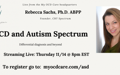 OCD and Autism Spectrum