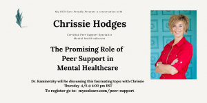 Flyer for Chrissie Hodges Talk
